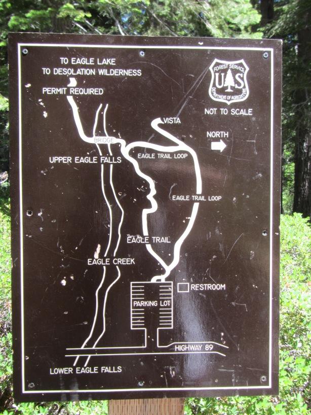 Lake Tahoe - Day 2 (Eagle Falls Hike)